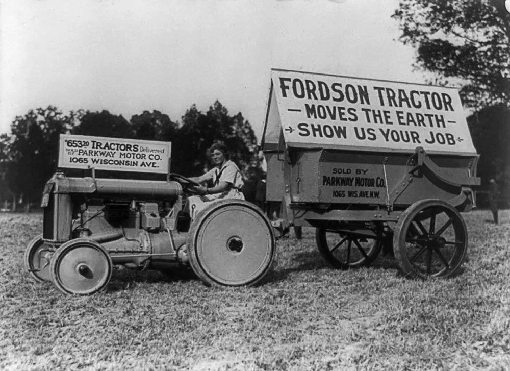 Fordson-1921