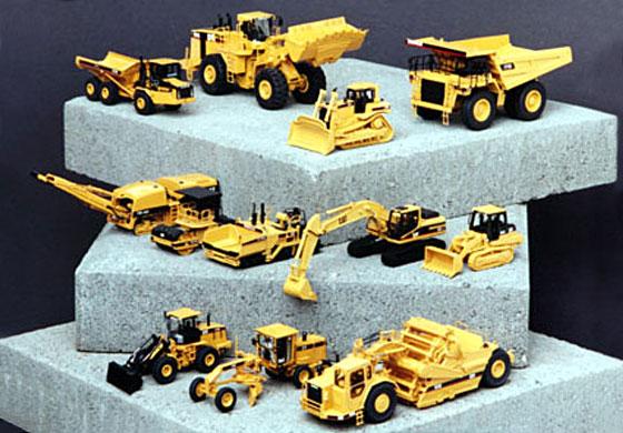 Cat Construction Toys