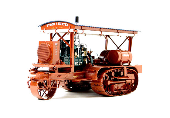 Engine Machine Shop >> Holt Caterpillar® 75 Track Type Tractor - Classic Construction Models
