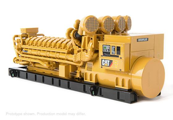 1:25 Cat® C175-20 Diesel Generator Set - Die-Cast