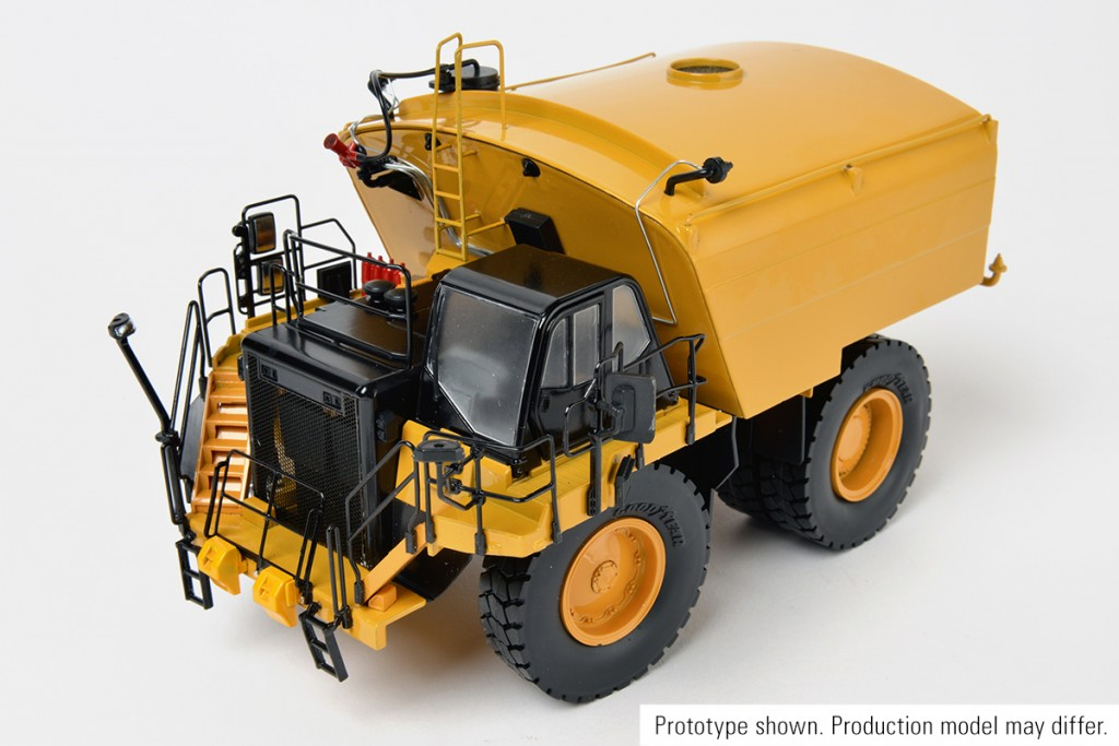 Cat 776G Water Truck