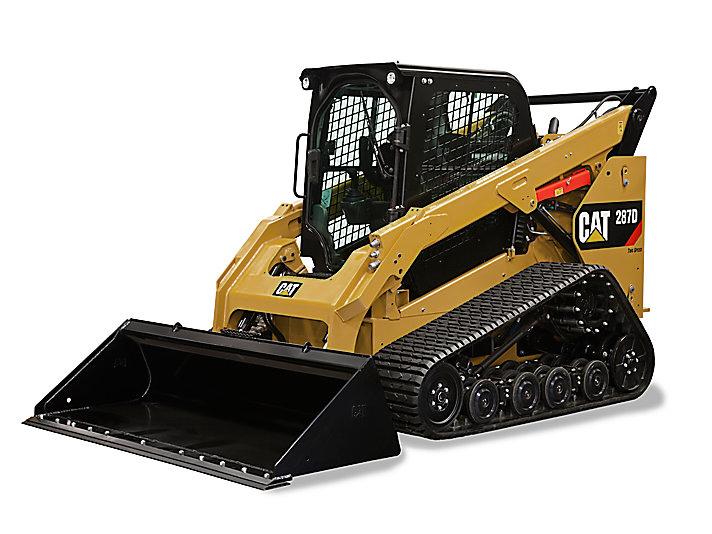 Cat 287D Multi Terrain Loader