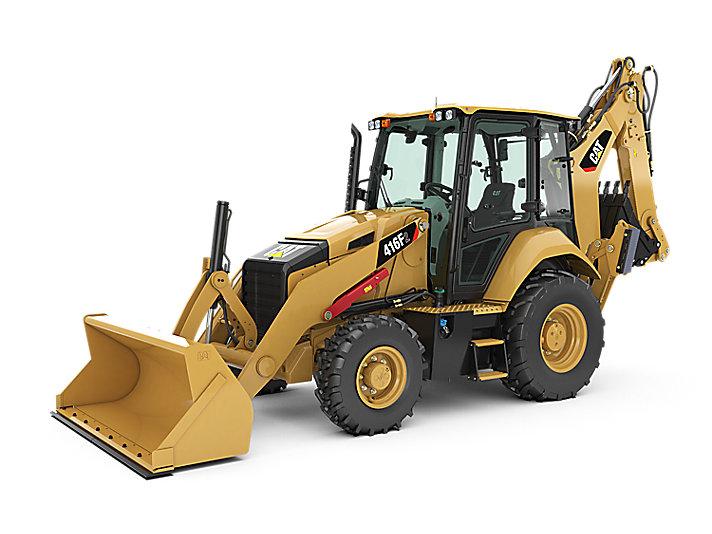 Cat 416F2 Backhoe Loader