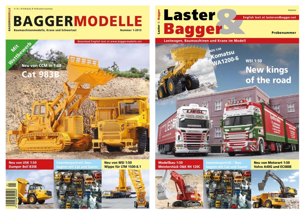 Laster & Bagger