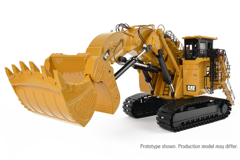 Just In: Cat® 6090 FS Hydraulic Shovel Production Sample - Classic