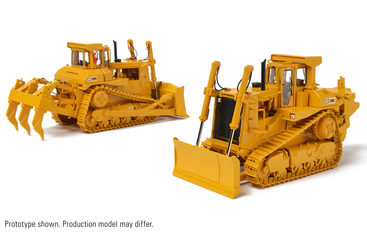 Just In: First Cat® D9L Samples Are Here - Classic