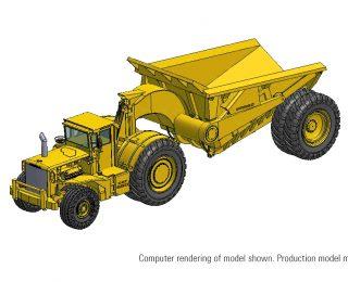 Cat® PR660 Rear Dump