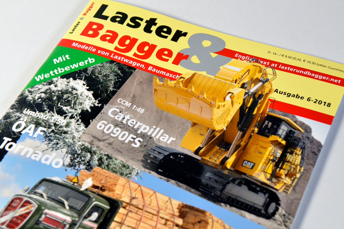 6090FS Review in Laster & Bagger Cover
