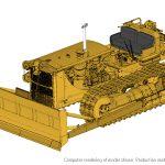 D8 2U Track-Type Tractor