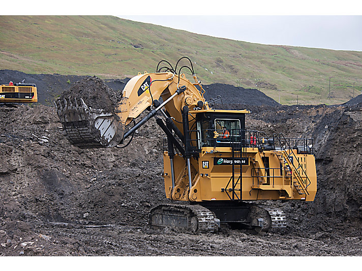 Cat<sup class='superscript'>®</sup> 6030FS Hydraulic Front Shovel